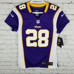 NFL | Nike Minnesota Vikings #28 Peterson jersey
